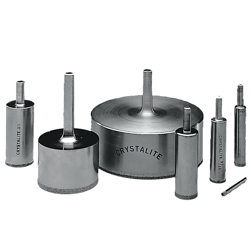 Electroplated Core Drills