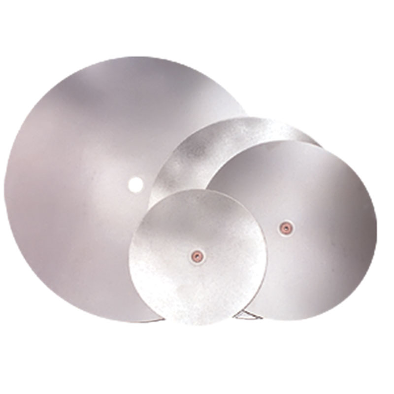 Electroplated Diamond Disks