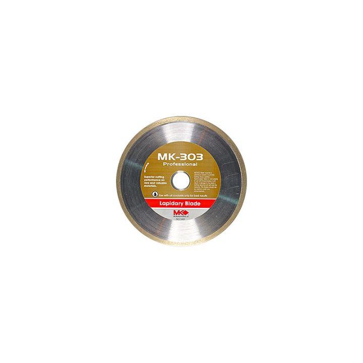 5 Inch x .020 x 1/2 Inch MK303 Medium Diamond Blade