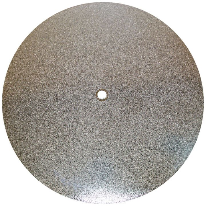 24 Inch 140 Grit Electroplated Diamond Disk