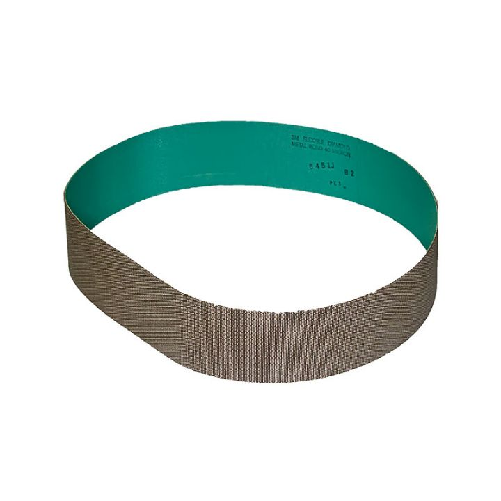 3M 3 Inch x 41-1/2 Inch 400 Grit Electroplated Diamond Belt