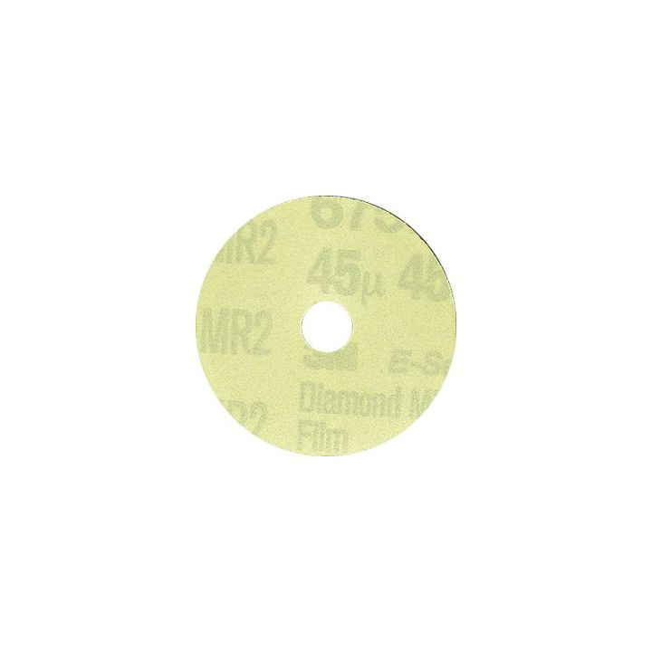 3M 2 inch Velcro Backed 300 Grit Electrostatic Diamond Disk