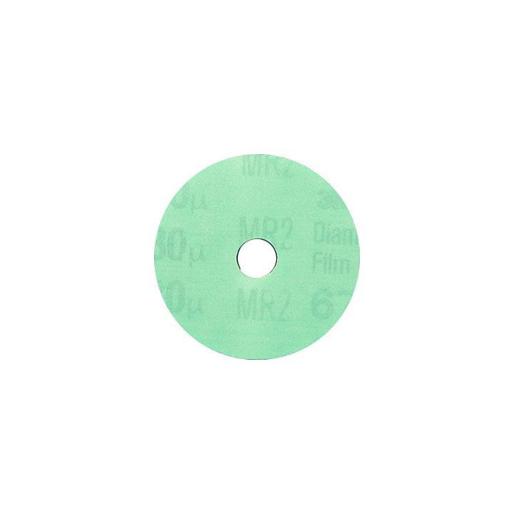 3M 2 Inch Velcro Backed 400 Grit Electrostatic Diamond Disk