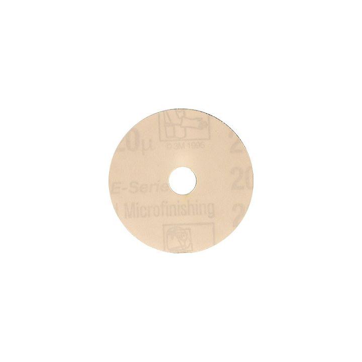 3M 2 Inch Velcro Backed 600 Grit Electrostatic Diamond Disk
