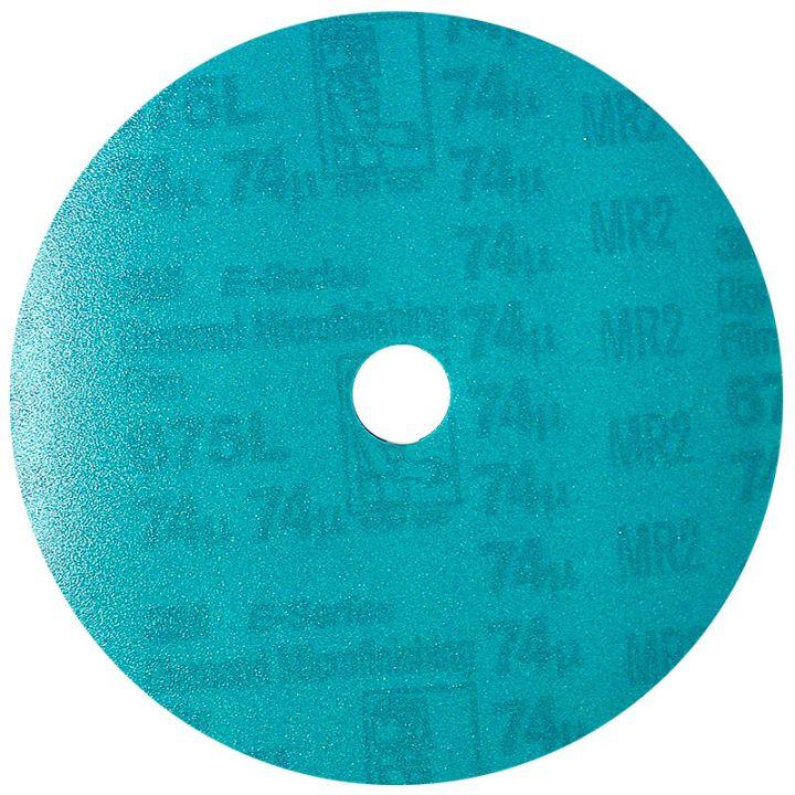 3M 5 Inch Velcro Backed 200 Grit Electrostatic Diamond Disk