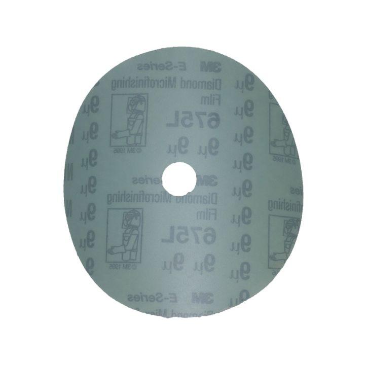 3M 5 Inch Velcro Backed 1200 Grit Electrostatic Diamond Disk
