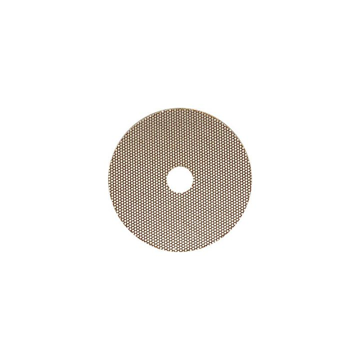 3M 2 Inch Velcro Backed 800 Grit Electroplated Diamond Disk