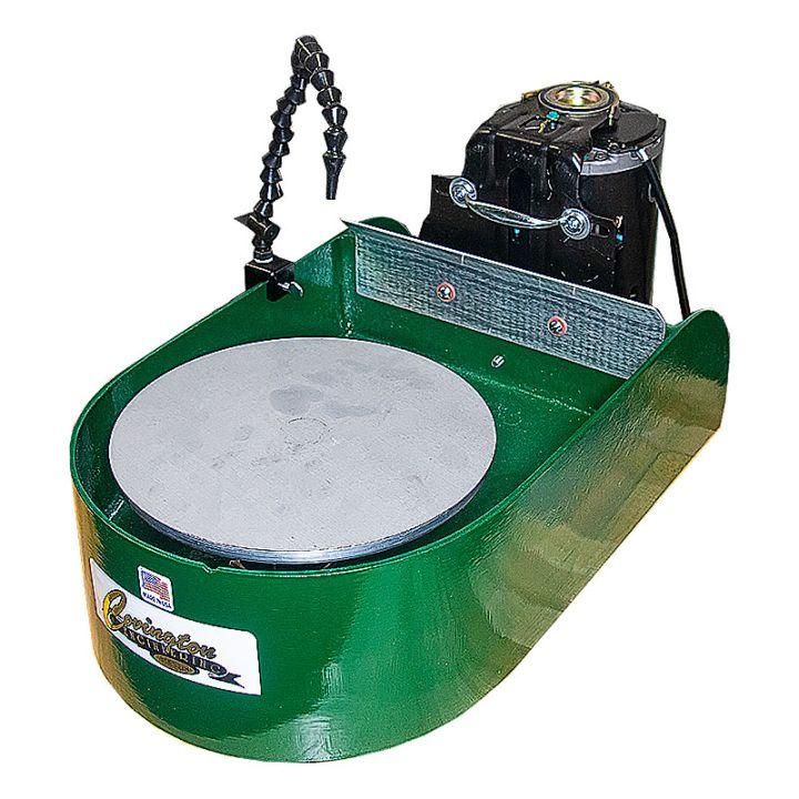 10 Inch Maxi-Lap Grinder with Steel Wheel Head