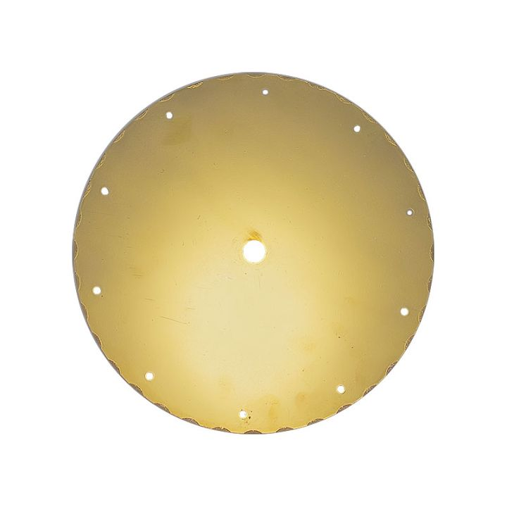 10 Inch x 0.015 Inch Thin Kerf Electroplated Diamond Blade