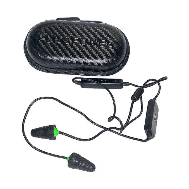 Plugfones FreeReign bluetooth noise reducing earplugs