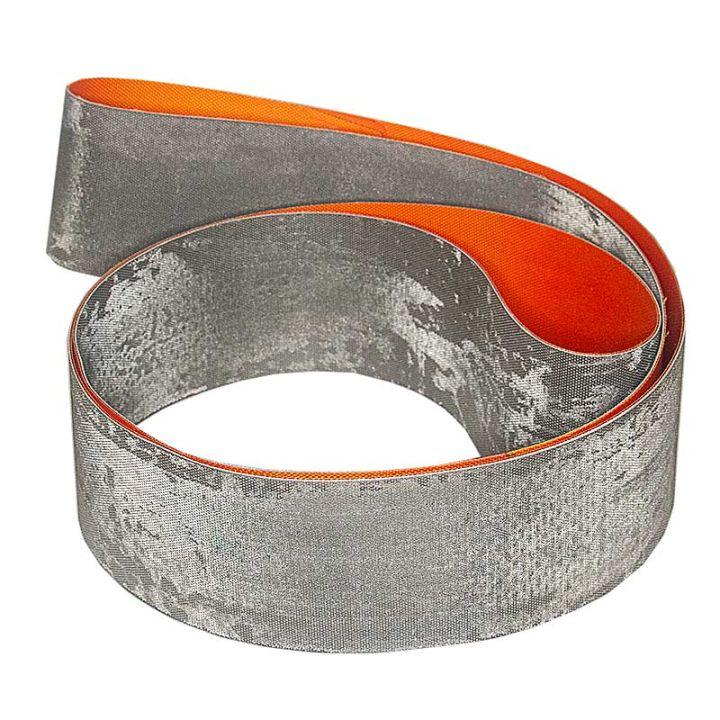 4 Inch x 106 Inch 400 Grit Diamond Belt