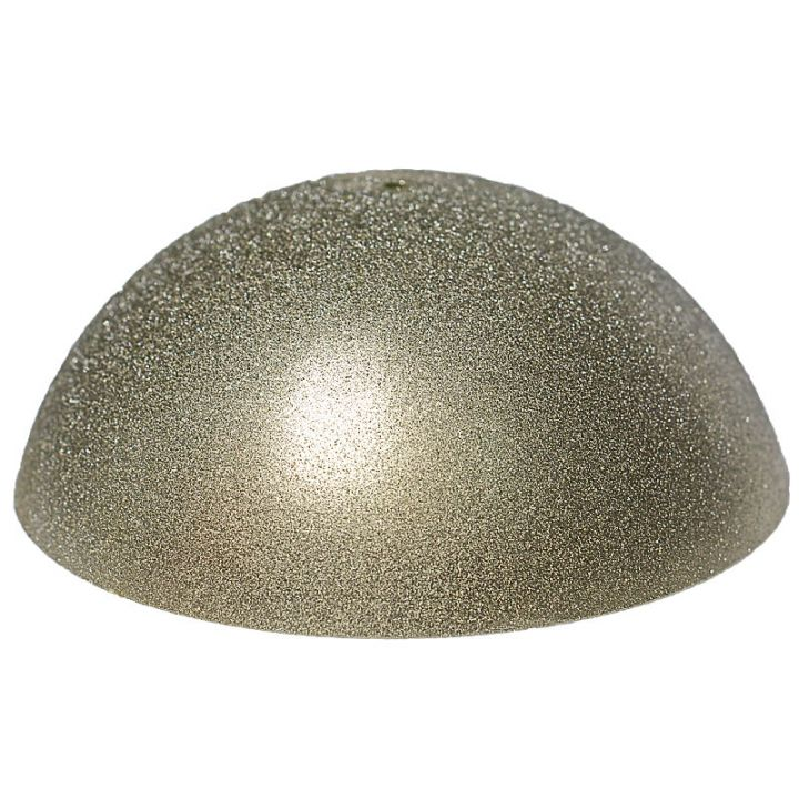 4 Inch Diameter Medium Diamond Dome