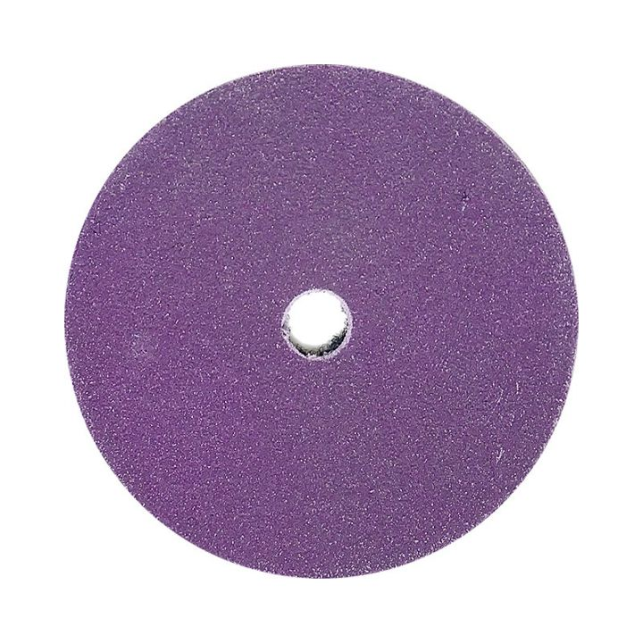 4 Inch Velcro Backed 220 Grit Resin Diamond Smoothing Disk