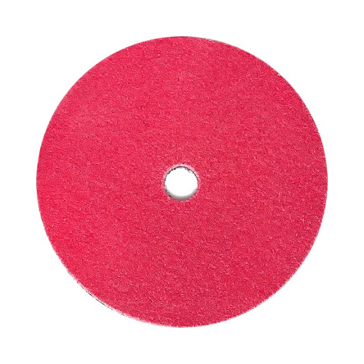 4 Inch Velcro Backed 600 Grit Resin Diamond Smoothing Disk