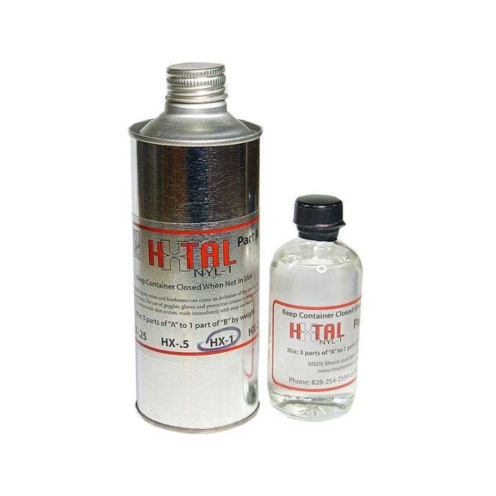 HXTAL NYL-1 Epoxy Adhesive 1 Pound Kit