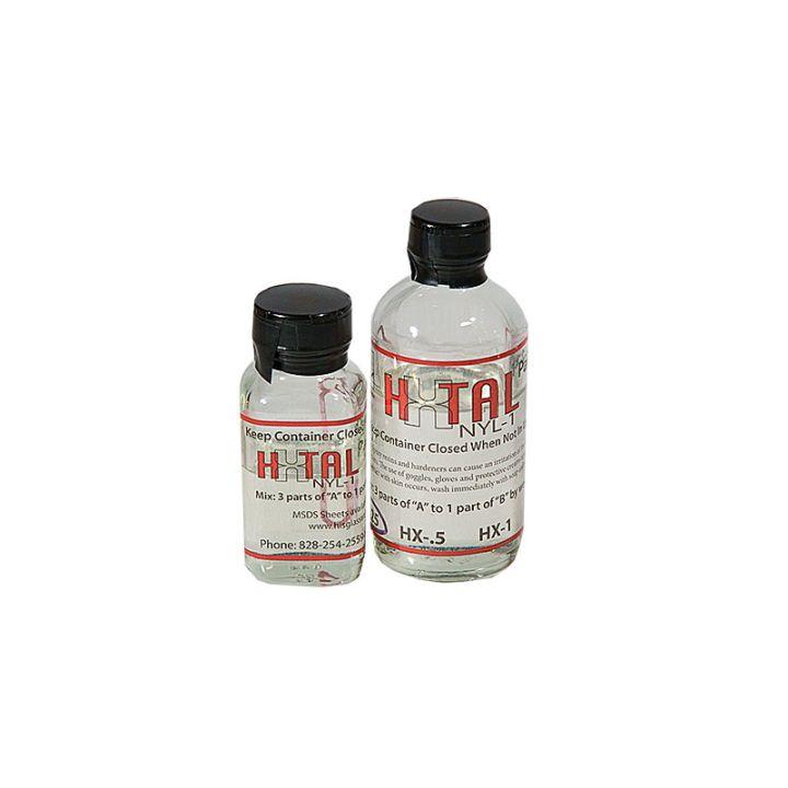 HXTAL NYL-1 Epoxy Adhesive 1/4 Pound Kit