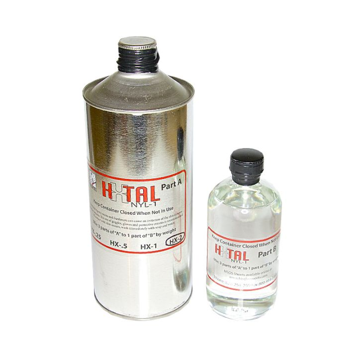 HXTAL NYL-1 Epoxy Adhesive 2 Pound Kit