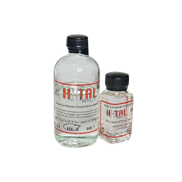 HXTAL NYL-1 Epoxy Adhesive 1/2 Pound Kit