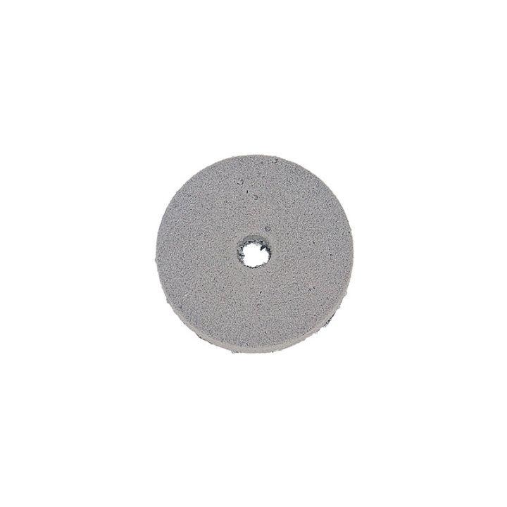 polpur 2 inch velcro backed black lapi-t disk