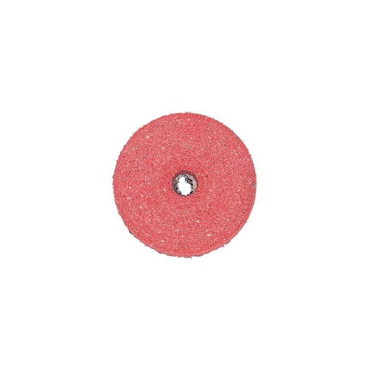 polpur 2 inch velcro backed pink lapi-t disk