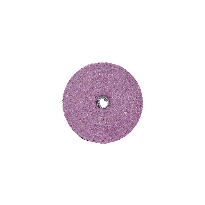 polpur 2 inch velcro backed violet lapi-t disk