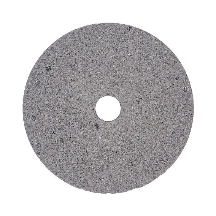 Polpur velcro backed black lapi-t disk