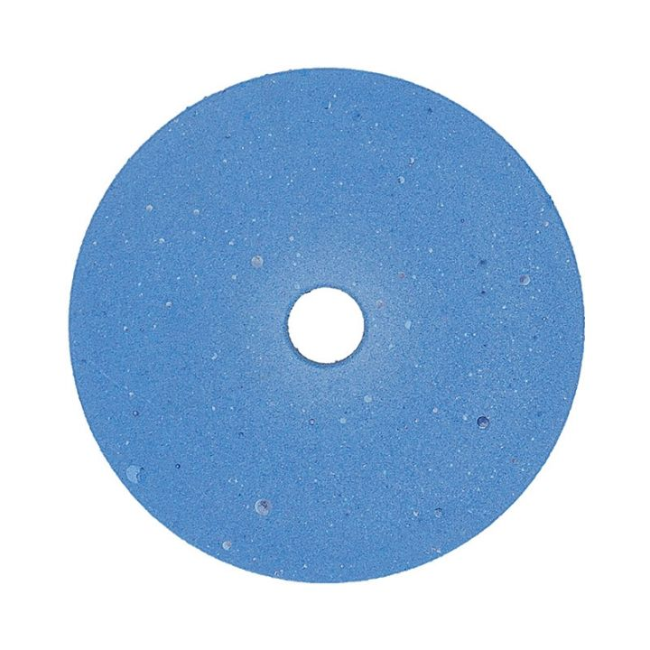 Polpur velcro backed blue lapi-t disk