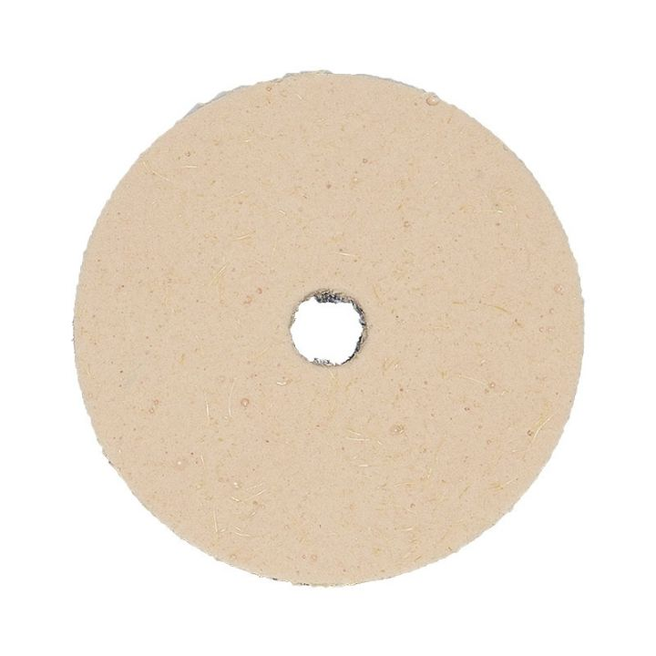 Polpur velcro backed MJ disks for pumice
