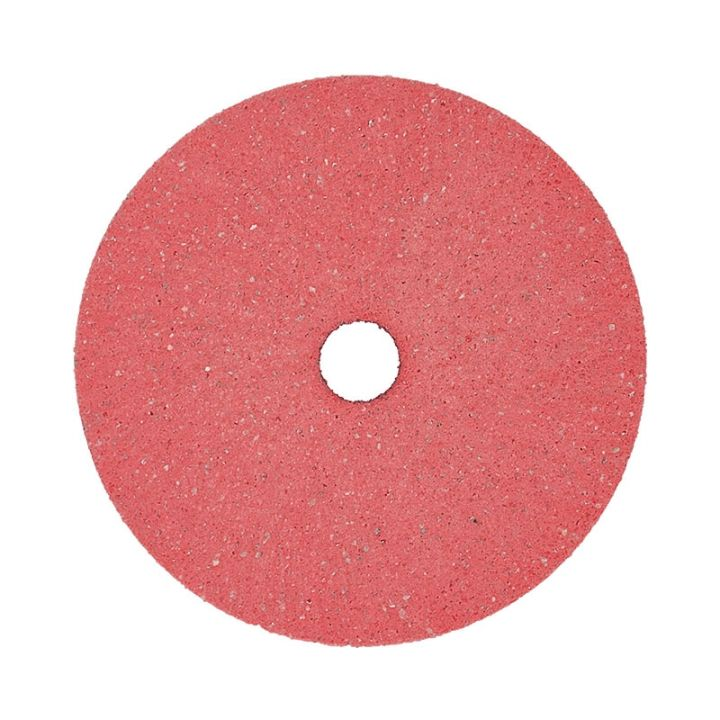 Polpur velcro backed pink lapi-t disk
