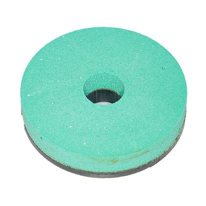 4 Inch Snail Lock Polpur Lapi-T Green Disk