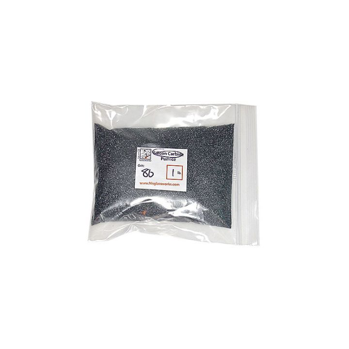 1 Pound 80 Grit Graded Silicon Carbide