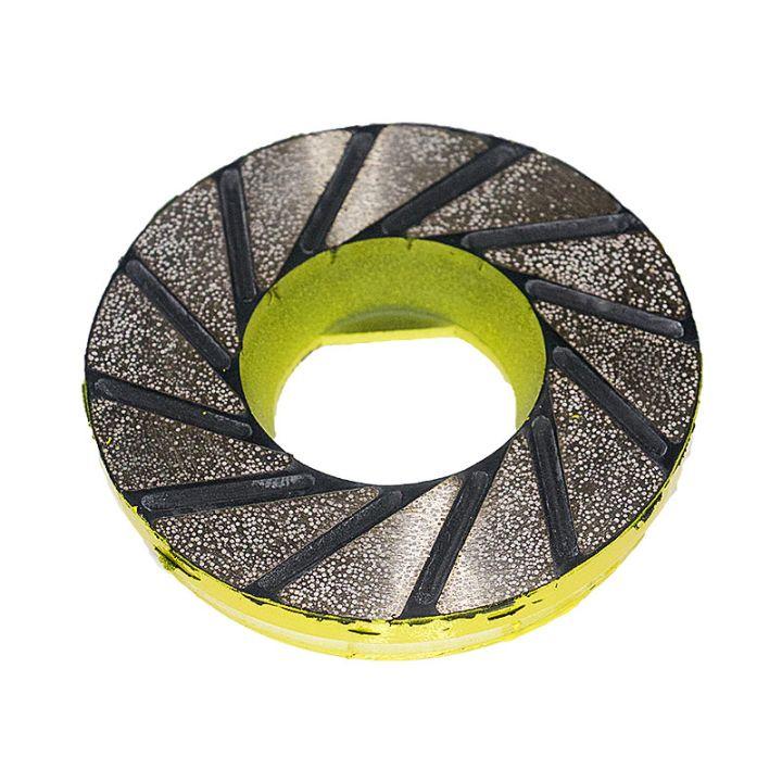 Yellow Tornado Diamond Disk