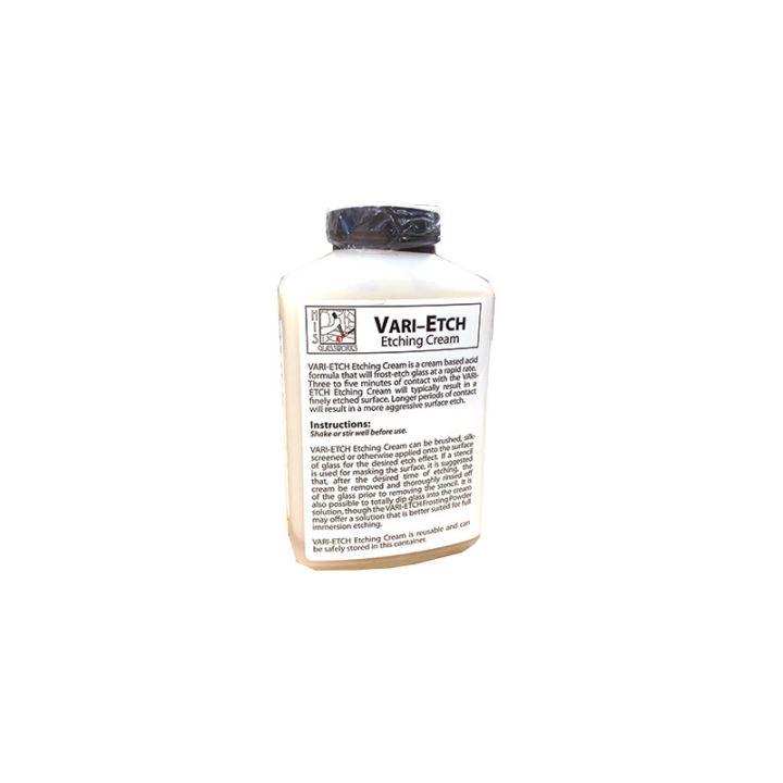 1 Quart Vari-Etch Frosting Cream