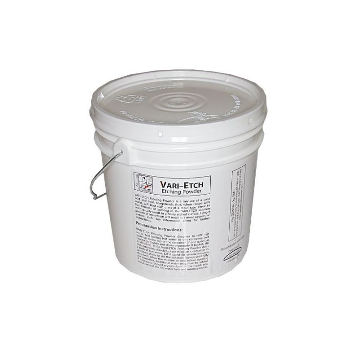 1 Gallon Vari-Etch Frosting Powder