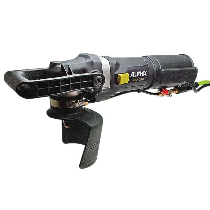 Alpha VSP-320 Electric Water Fed Right Angle Grinder