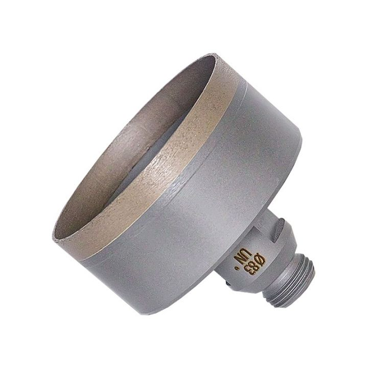 83mm Sintered Diamond Core drill for glass