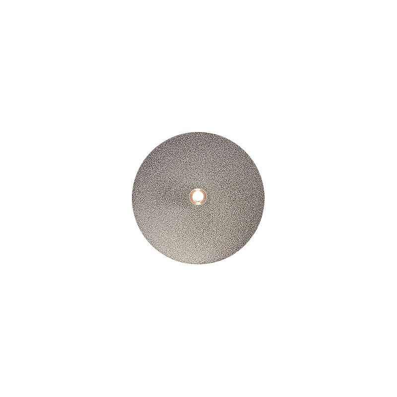 8 Inch 100 Grit Electroplated Diamond Disk Second