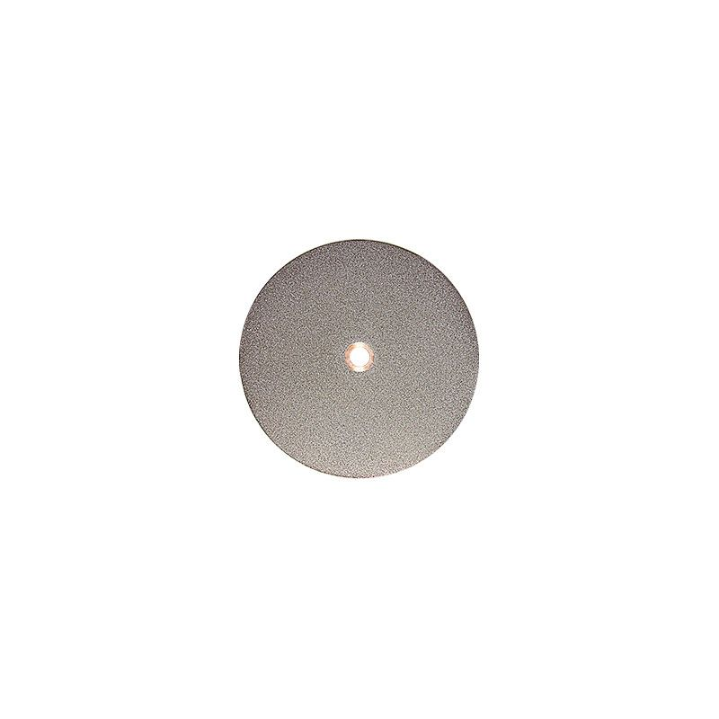 8 Inch 140 Grit Electroplated Diamond Disk Second