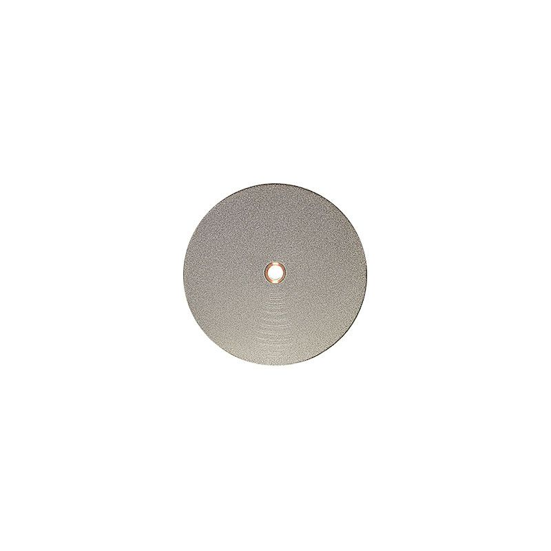 8 Inch 270 Grit Electroplated Diamond Disk Second