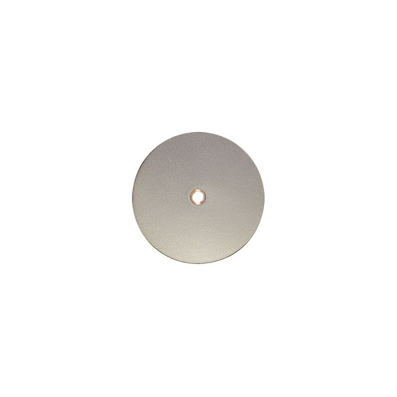 8 Inch 500 Grit Electroplated Diamond Disk Second