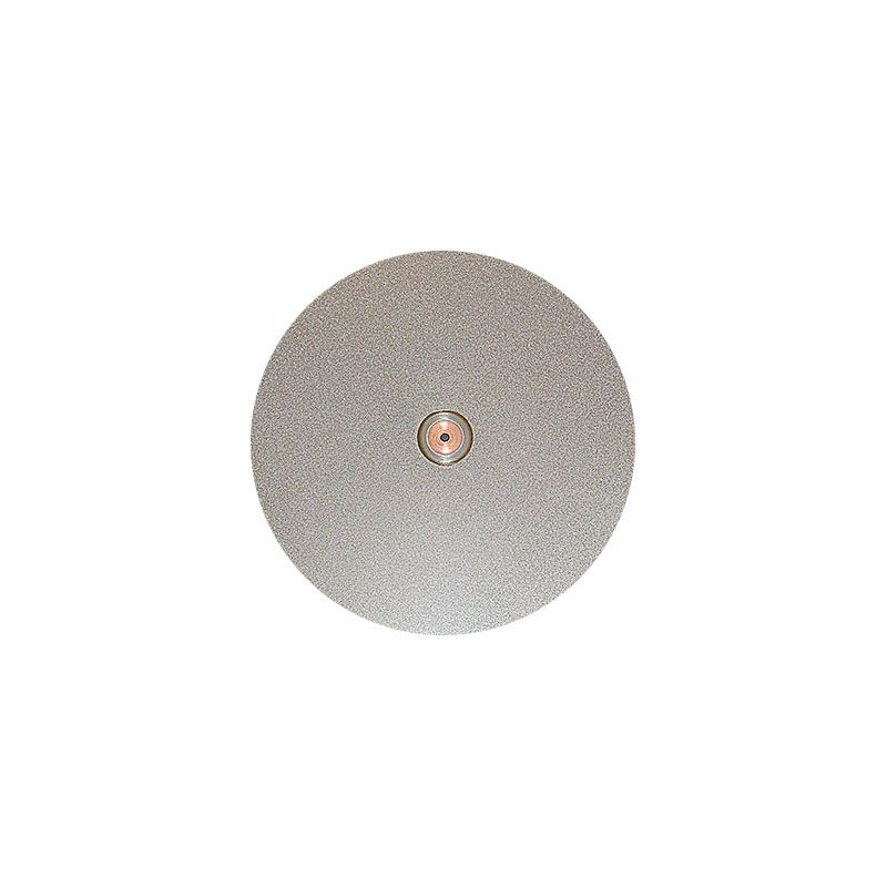 10 Inch 270 Grit Electroplated Diamond disk Second