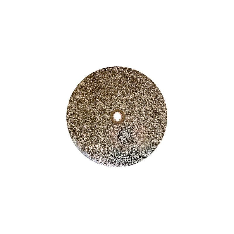 10 Inch 60 Grit Electroplated Diamond Disk Second