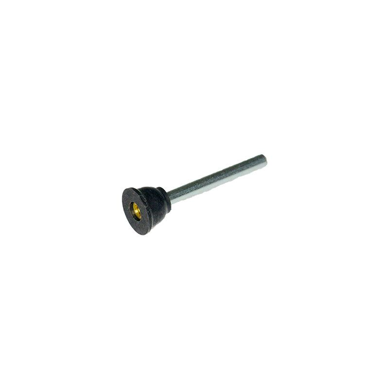 1/2 Inch Rubber Mandrel with 1/8 Inch Shank