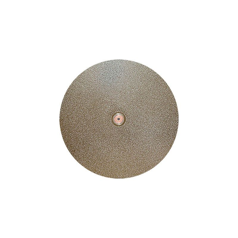 12 Inch 100 Grit Electroplated Diamond Disk Second
