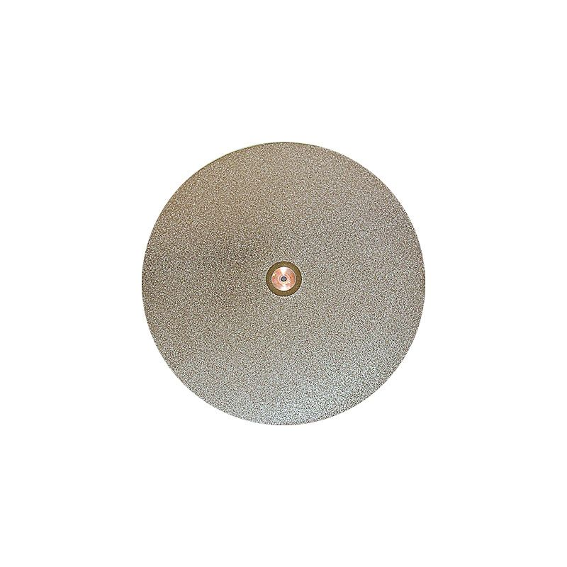 12 Inch 140 Grit Electroplated Diamond Disk Second