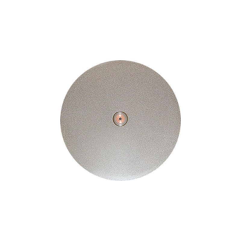 12 Inch 270 Grit Electroplated Diamond Disk Second