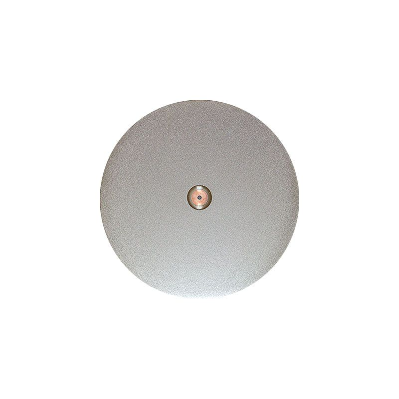 12 Inch 500 Grit Electroplated Diamond Disk Second