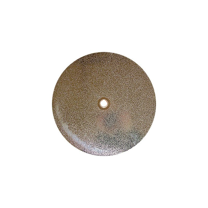12 Inch 60 Grit Electroplated Diamond Disk