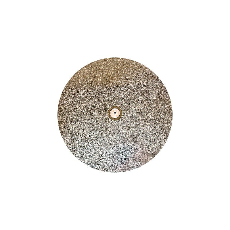 12 Inch 80 Grit Electroplated Diamond Disk Second