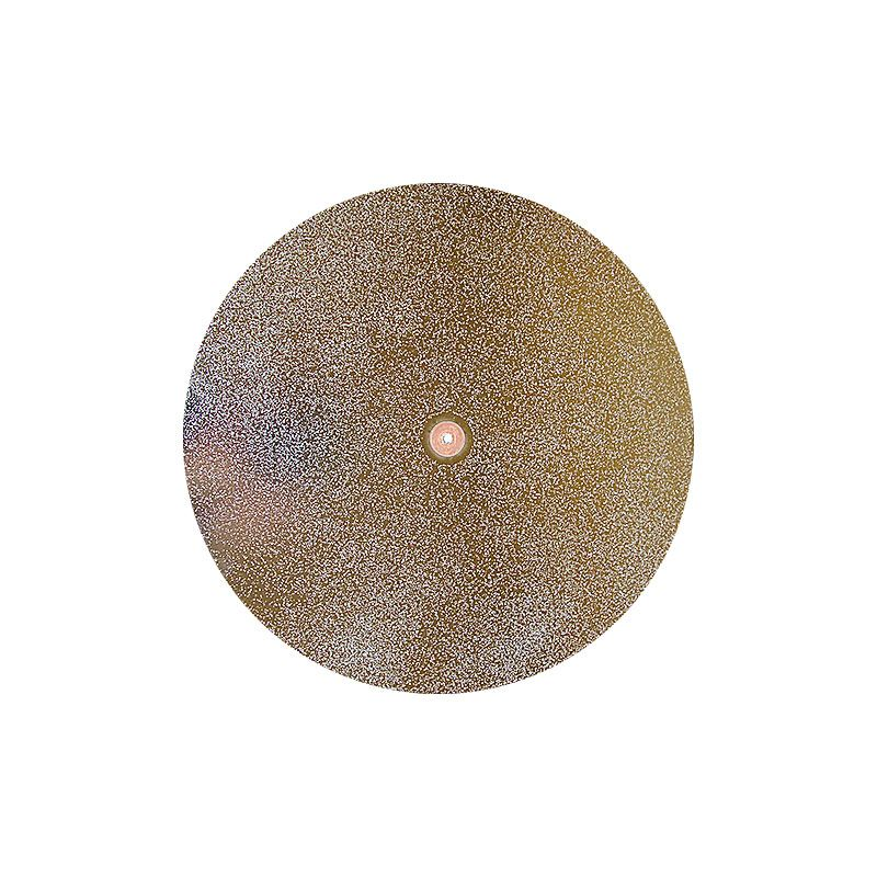 14 Inch 45 Grit Electroplated Diamond Disk